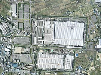 トヨタ企業サイト トヨタ自動車75年史 国内工場概況 国内工場 堤工場