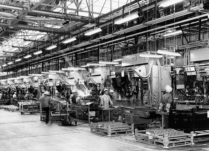 トヨタ企業サイト|トヨタ自動車75年史|第2部 第1章 第4節|第2項 高岡工場、東富士工場、三好工場の建設
