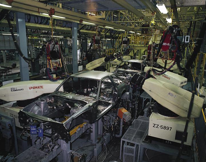 トヨタ企業サイト|トヨタ自動車75年史|第3部 第2章 第1節|第3項 田原工場の稼働と貞宝工場の建設