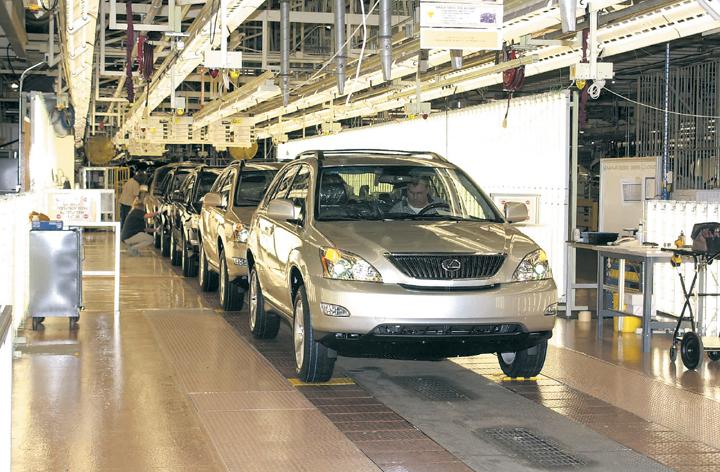 トヨタ企業サイト|トヨタ自動車75年史|第3部 第4章 第1節|第3項 Tmmk、tmmcの設備拡張