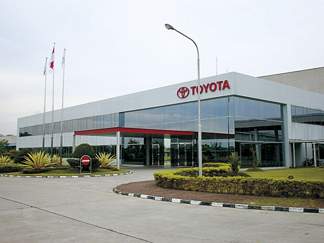 トヨタ企業サイト トヨタ自動車75年史 第3部 第4章 第3節 第2項 Asean域内・域外輸出を開始―インドネシア