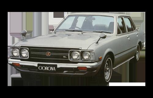 トヨタ企業サイト トヨタ自動車75年史 車両系統図 車両詳細情報