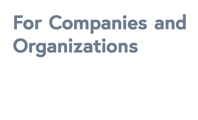 Companies and organizations
