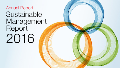 Annual Report Sustainable Management Report